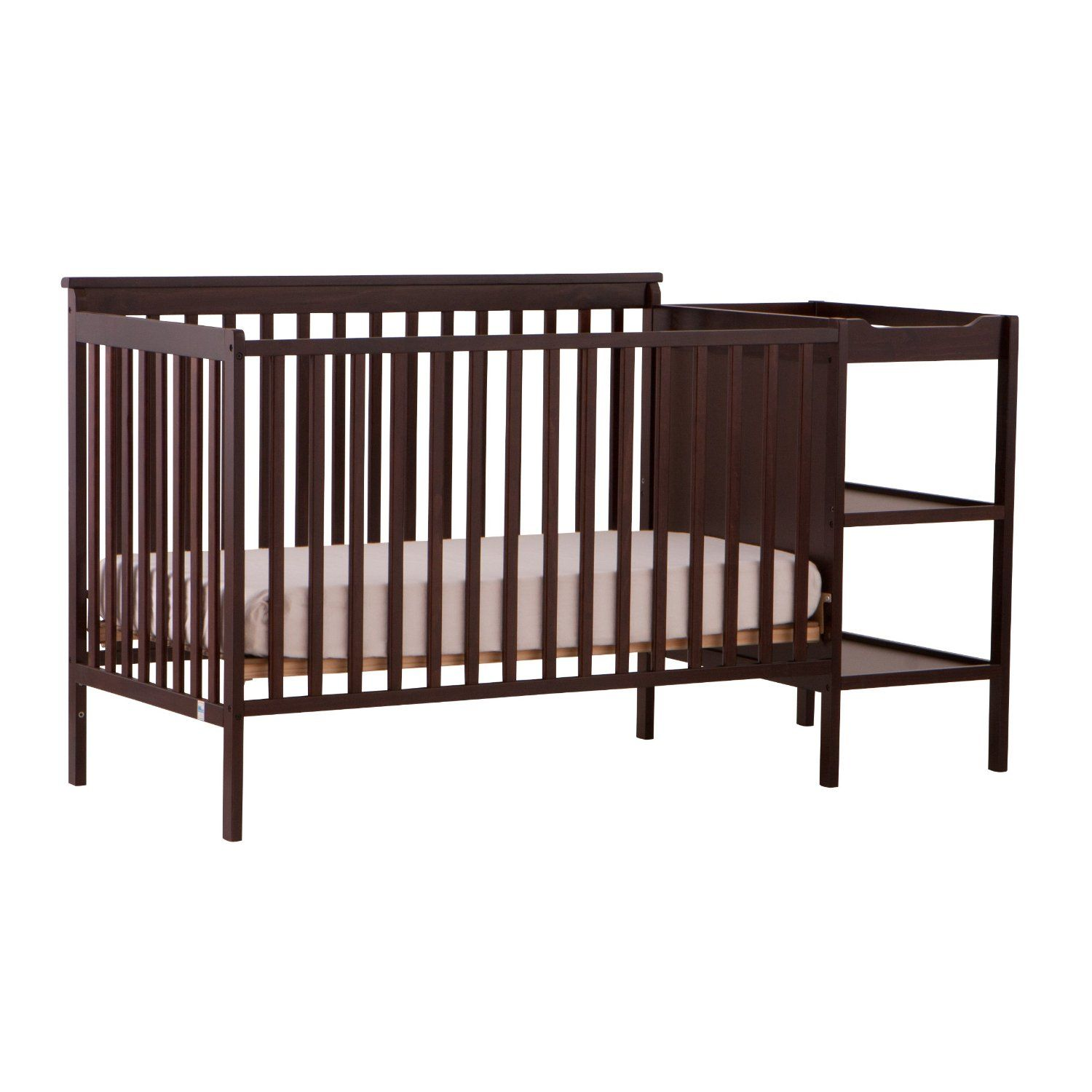amazon lauren convertible cribs baby stanton crib signature espresso dp com graco