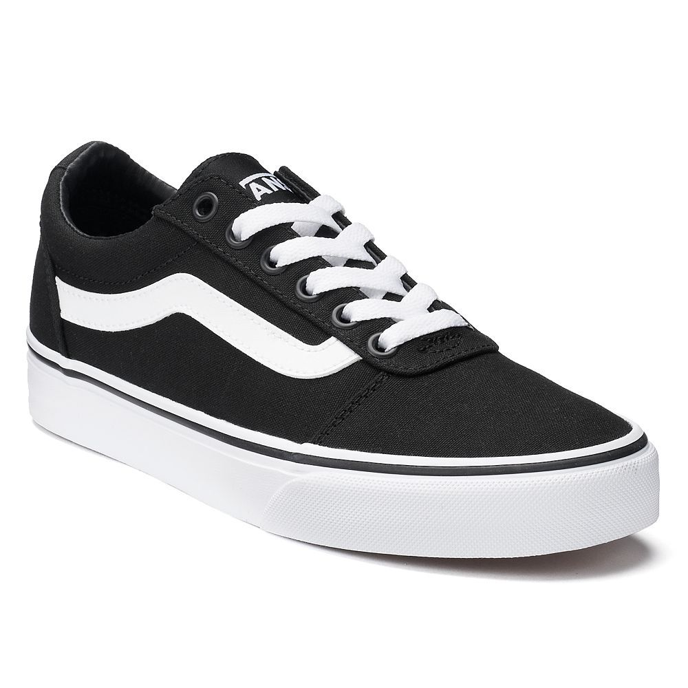 4bb36504afb9 Vans Ward Women s Canvas Skate Shoes