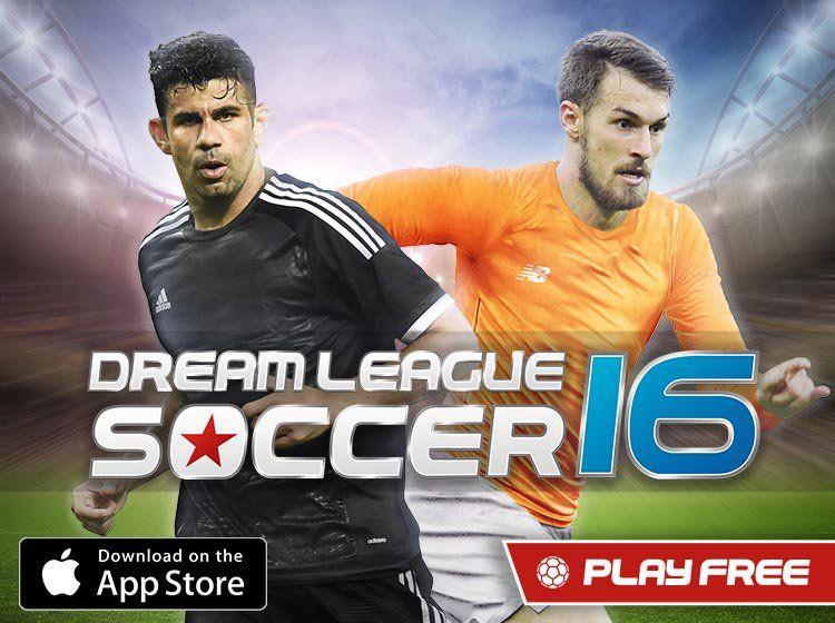 لعبة Dream League Soccer 2016 V 3 041 مهكرة للاندرويد اخر اصدار تحديث التقنية كوم Ios Games Multiplayer Games Download Games