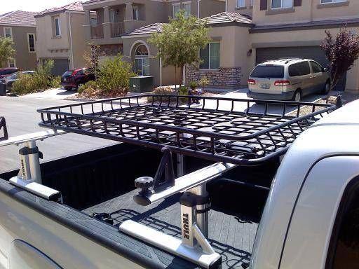 Thule 422xt Xsporter Bed Rack Thule Bed Trucks