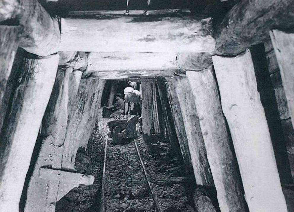 Eur, dai cantieri della costruzione ai cunicoli