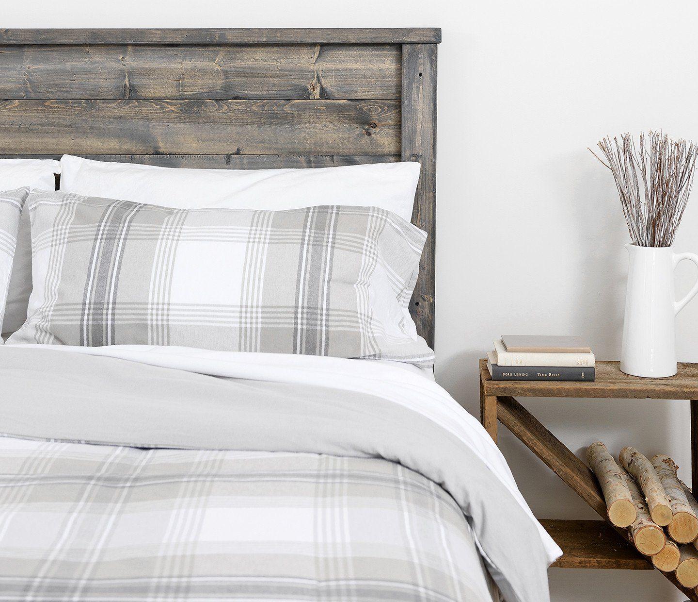 Flannel Duvet Set Best bed sheets, Bed linens luxury