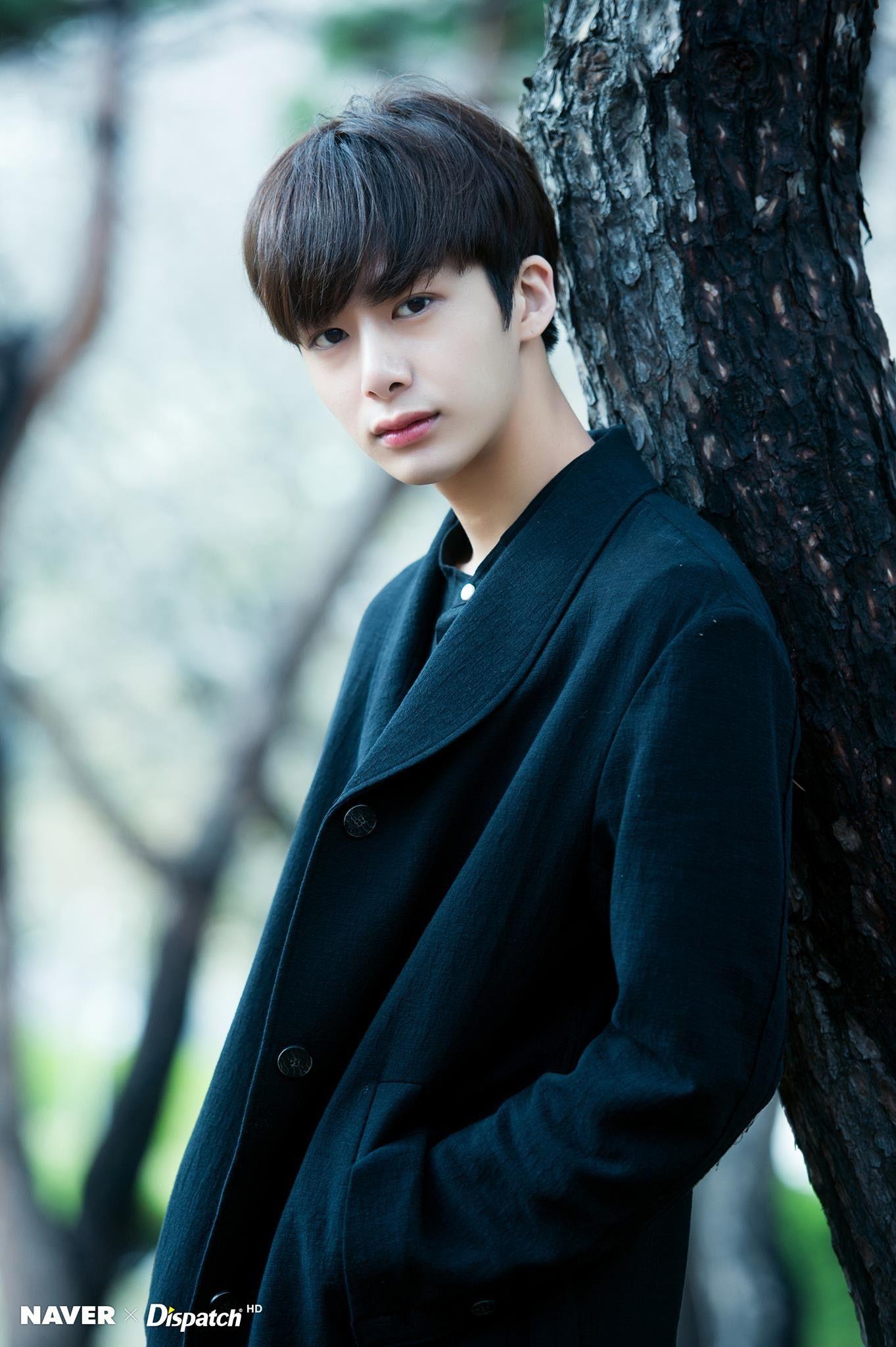 Chae Hyungwon Monsta X Selebritas