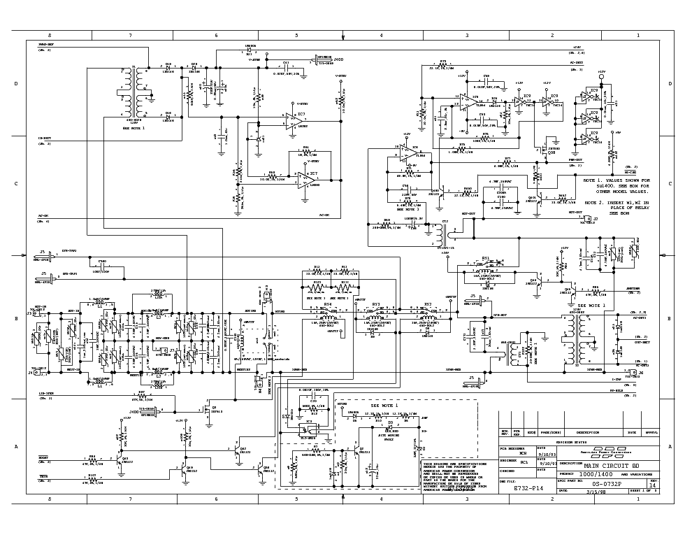 300va ups circuit diagram