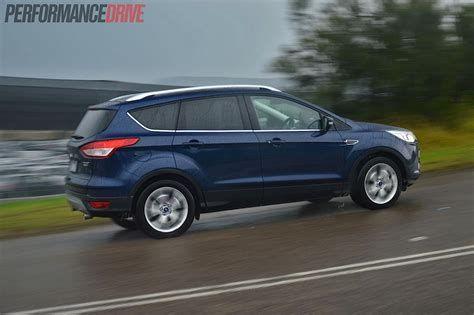 Review Ford Kuga Diesel Di 2020