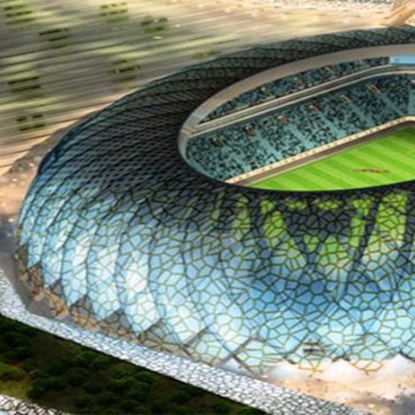 Zaha Hadid To Design Stadium For Fifa World Cup 2022 In Qatar Zaha Hadid Zaha Zaha Hadid Architects