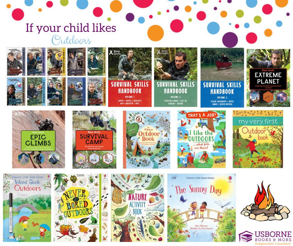 Usborne Outdoors In 2020 Usborne Books Survival Books Usborne