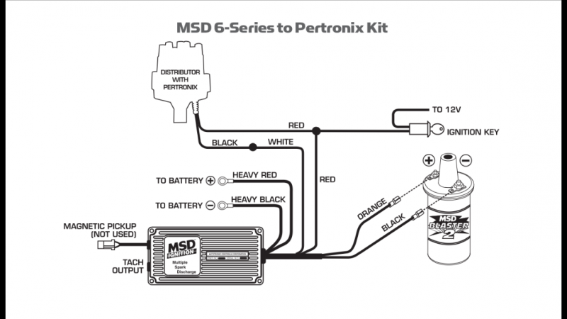 msd 6al wiring diagram ford  center wiring diagram die