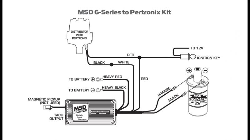 msd 6al wiring diagram ford  center wiring diagram die