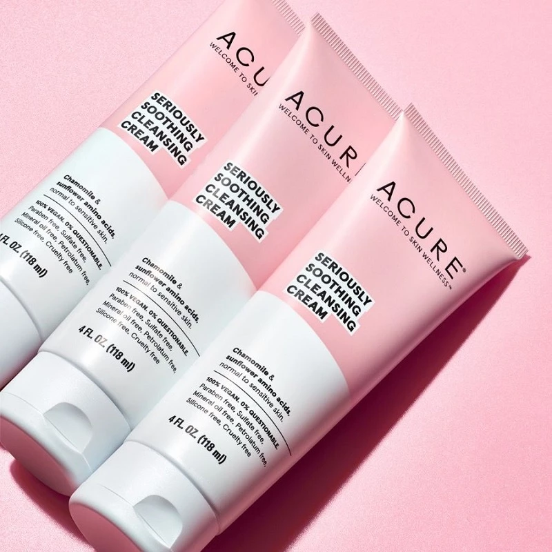 Acure Seriously Soothing Cleansing Cream 118ml
