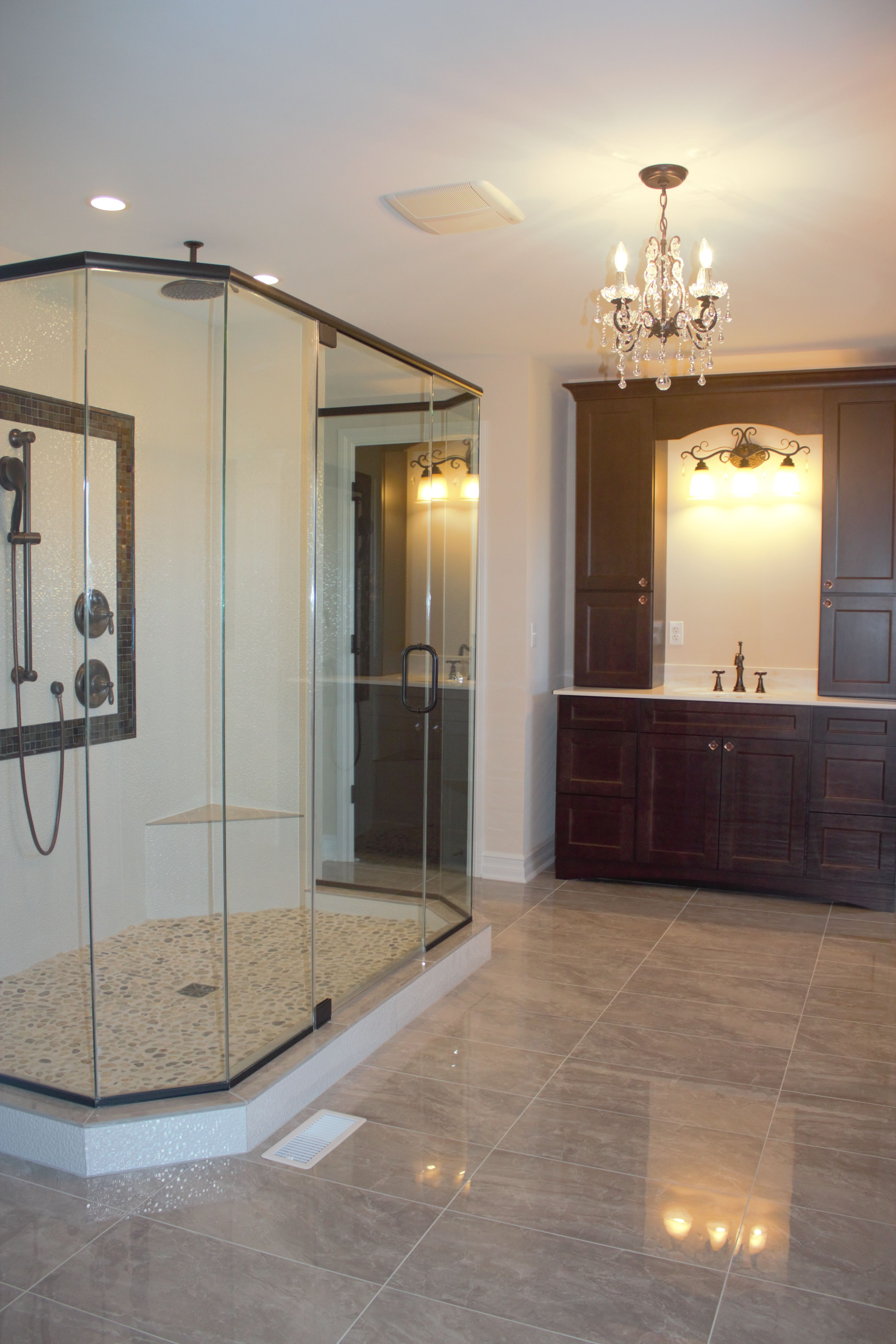 Master Bathroom Coventry Plainfield Il King S Court