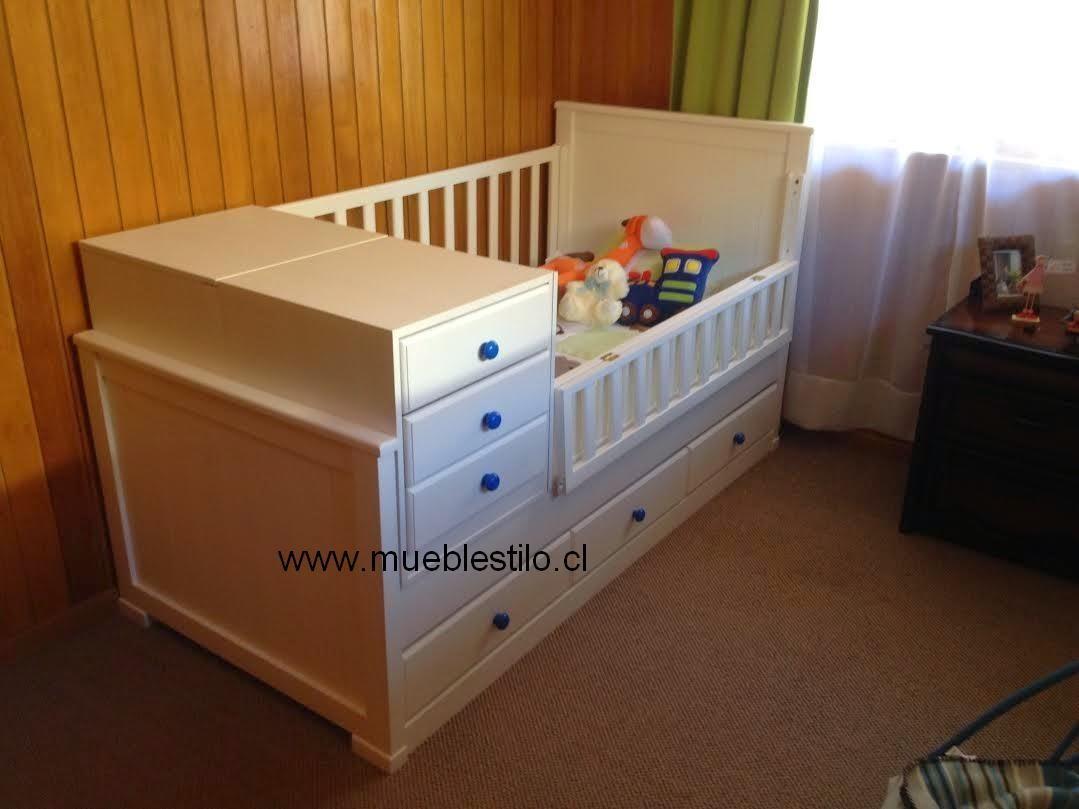 bebe muebles & detalles: cuna funcional bebe | Teo | Pinterest ...