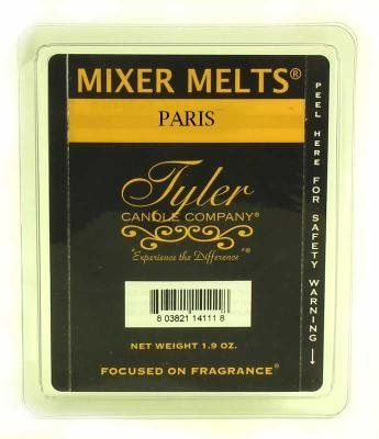 Paris Tyler Candles Fragrance Scented Wax Mixer Melts * Details can be found by clicking on the image.