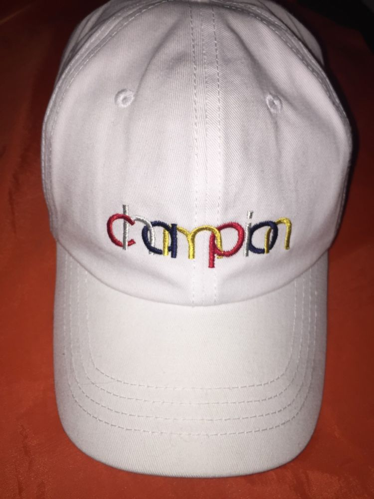 352205aa Champion x KITH Embroidered Hat - White - @DripWear on Snapchat #fashion # clothing #shoes #accessories #mensaccessories #hats (ebay link)