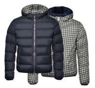 Il piumino da uomo -perfettamente in linea con i must del brand Colmar Originals, creatore di giacche trendy in piuma naturale- è ultraleggero, idrorepellente reversibile.