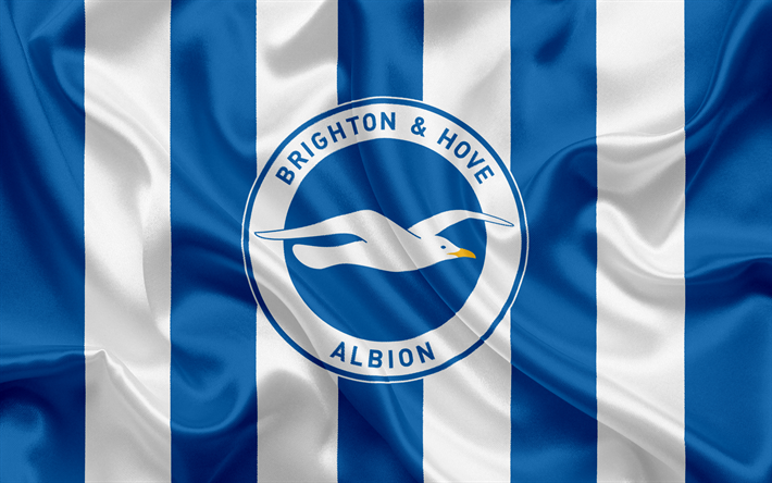 Download Wallpapers Brighton Hove Albion, Football Club