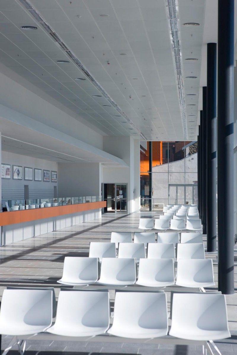 Adelaide central bus station in adelaide australia for Urban design adelaide