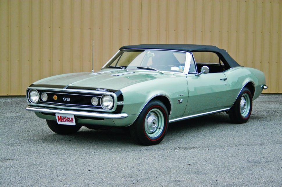Super Star – 1967-1969 Chevrolet Camaro | Hemmings Daily