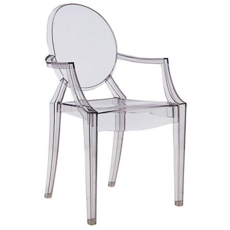 Photo of Louis Ghost Chair Set of 2