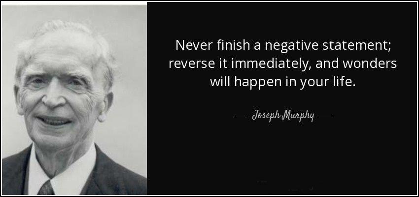 Joseph Murphy Zitate