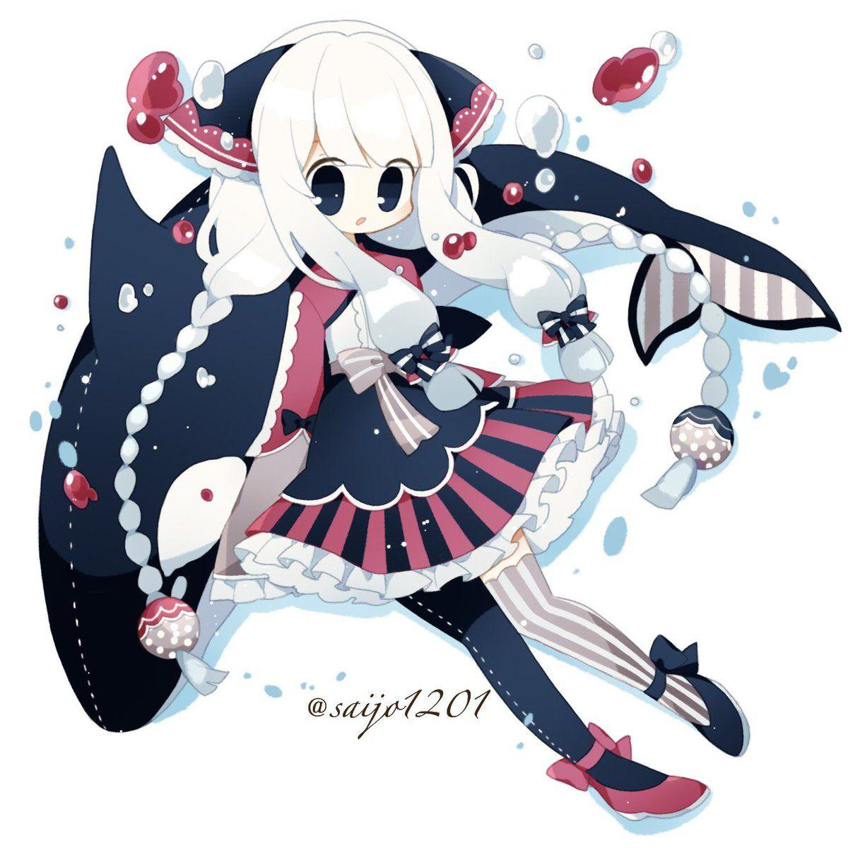 (1) あとさだ (human_canon) Twitter Anime, Cute, Art