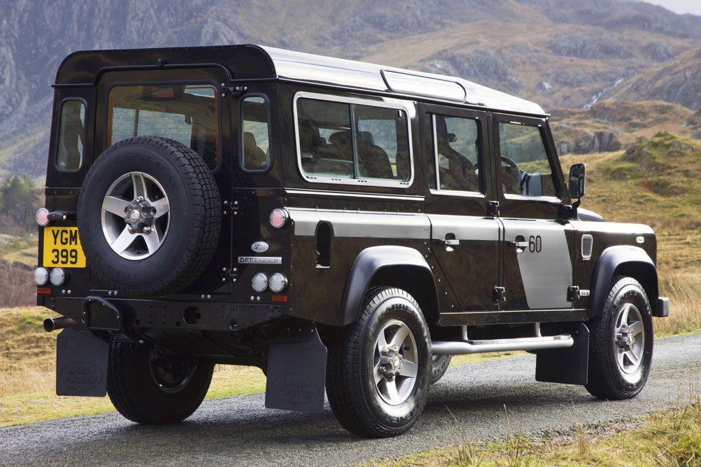 Landroverdefender Landrover Landroversl New Land Rover