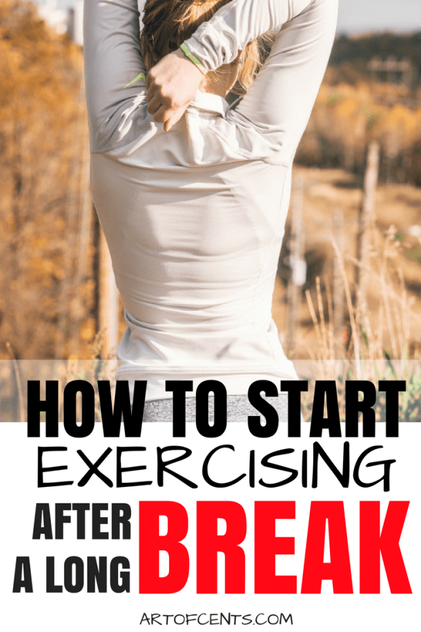How To Get Back To Gym After Long Break
