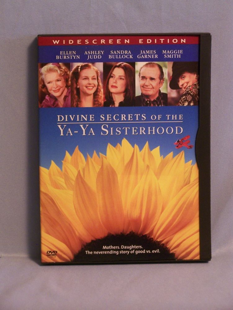 Divine Secrets Of The Ya Ya Sisterhood Dvd 2002 Widescreen