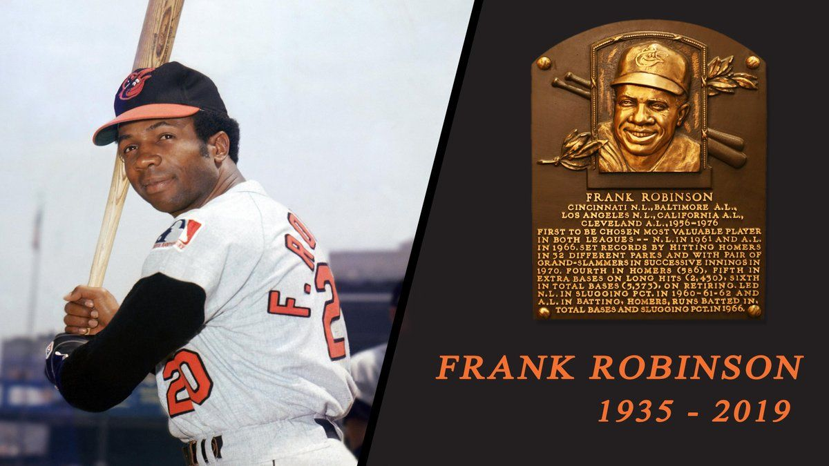 Bowie Baysox on Frank robinson, Baseball award, Mlb players
