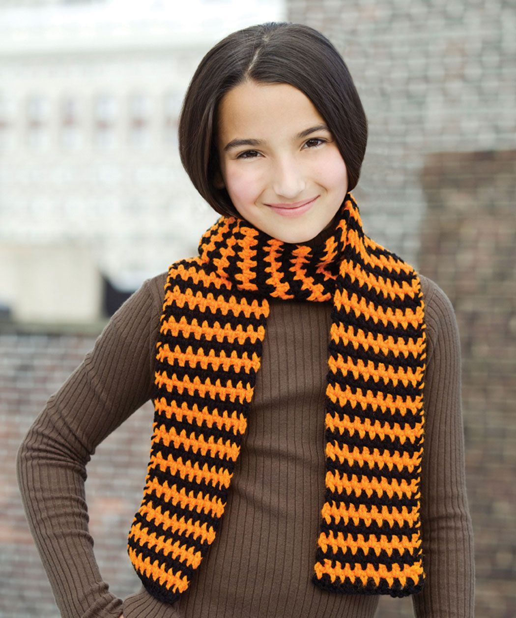 5 super easy crochet scarf patterns beginner lets knit and super easy scarf free crochet pattern from red heart yarns change stripe pattern and would work well for a man scarf bankloansurffo Image collections