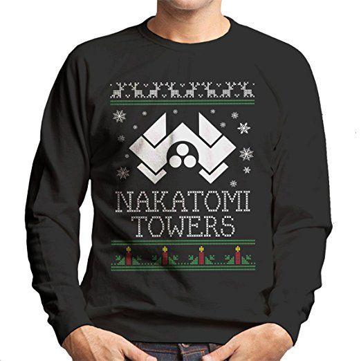 Mens Christmas Xmas Knitted Jumper Sweatshirt Green Party Tshirt Top Gift New