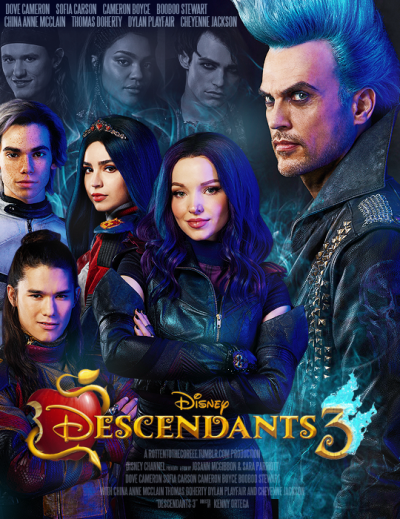 Pin By Antwainecia Bell On Descendants In 2020 Action Movies Disney Descendants Movie Action Movie Stars