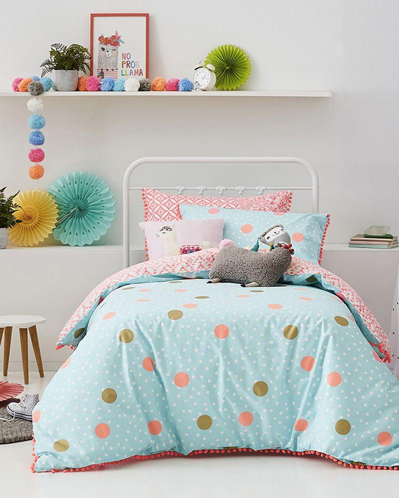 Des chambres colorées pour les enfants