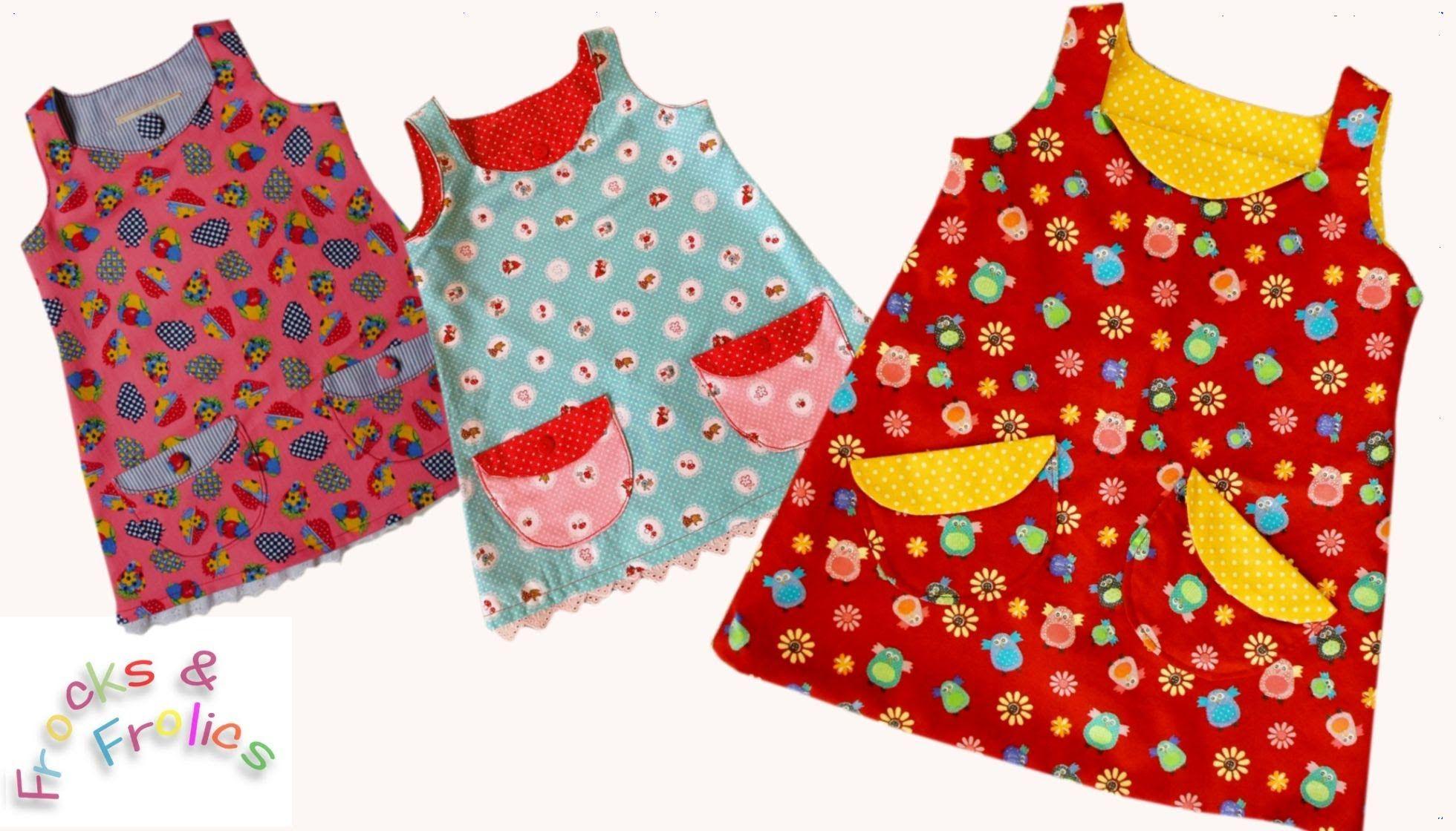 Nähkurs - Mädchenkleid Megan | Inspirationen für Kleidung ...