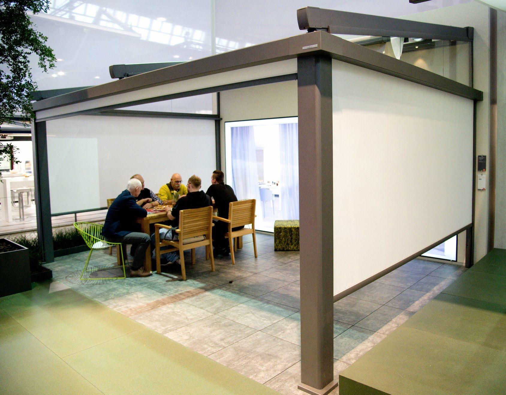 Rolladenbauergmbh Weinor Pergotex2 Architektur