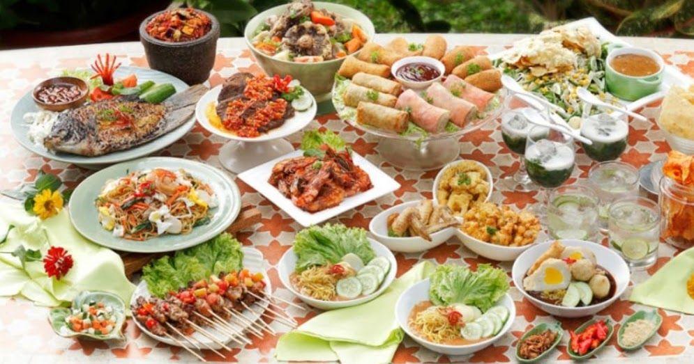 Daftar Menu Lengkap Variasi Resep Takjil Sahur Dan Buka Puasa Sebulan Selama Bulan Ramadhan 2018 Tidak Terasa Bulan Suci Ramadhan Resep Masakan Makanan Resep