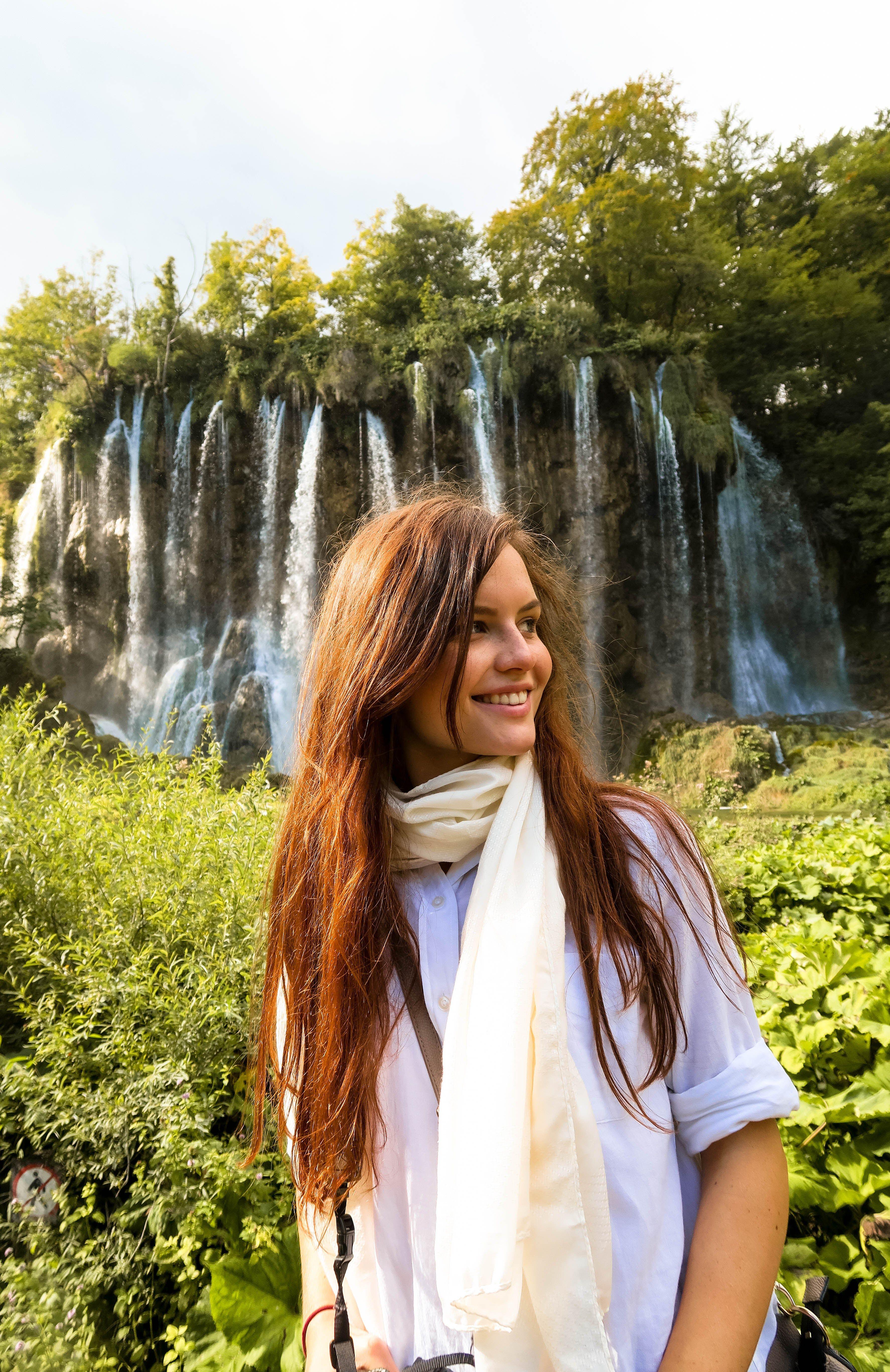 Plitvice Lakes National Park Travel Blogger Solo Trip To Zagreb Croatia Plitvice Daytrip From Zagreb Solo Travel National Parks Trip Meet Local Women