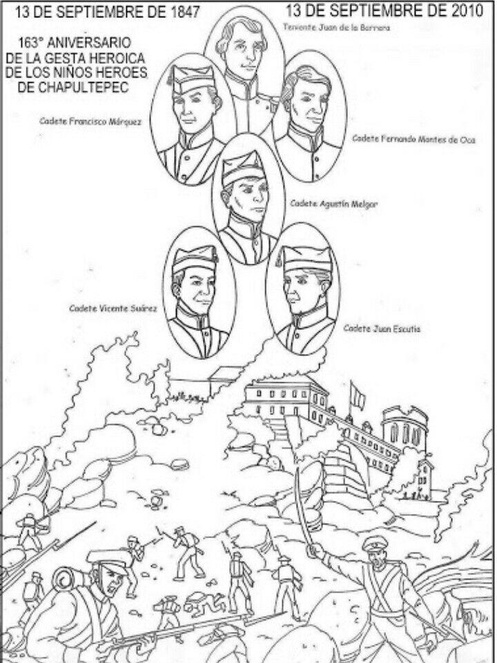 Ufufufufufufuufufuufufuufuaumafufufuufufufufufufuufuufufuufuufukamukamumabvc99wjjwjjjfu Los Ninos Heroes Ninos Heroes De Chapultepec Ninos Heroes Para Colorear
