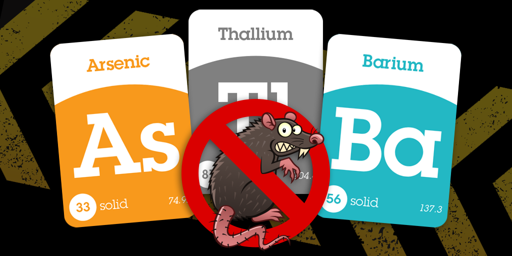 Periodic Table what family does arsenic belong to on the periodic table : Ingredients in rat poisons used to include arsenic, barium and ...