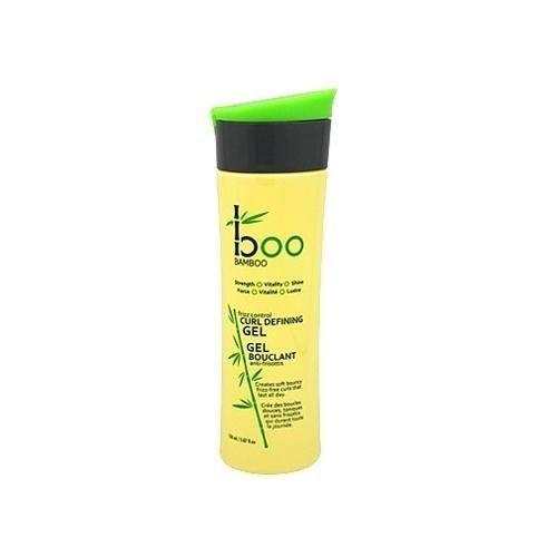 Boo Bamboo Soft Curl Gel - 5.07 Oz