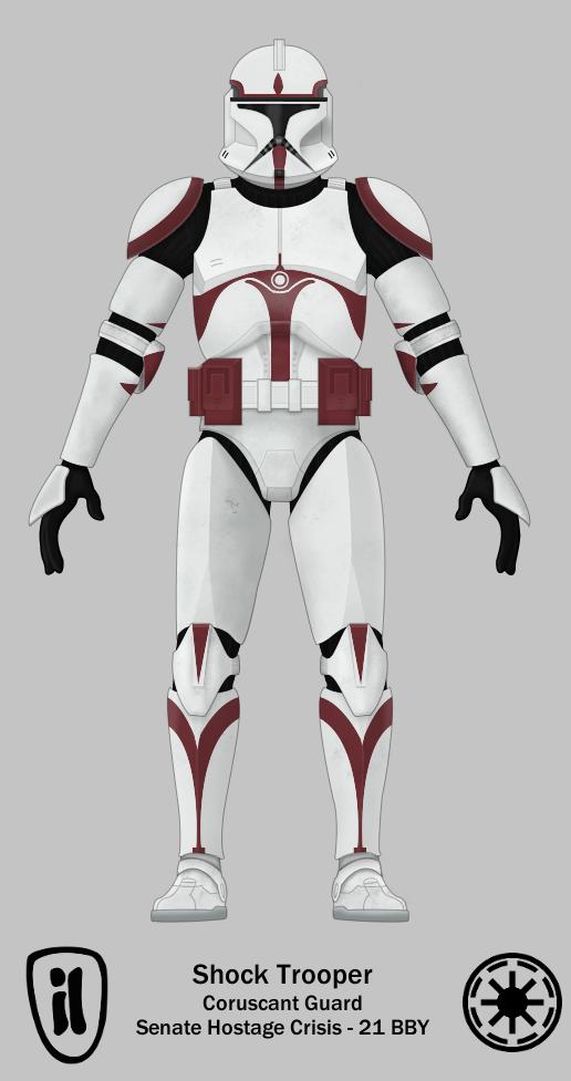 Shock Trooper Phase I Star Wars Fandom Star Wars Empire Star Wars Clone Wars