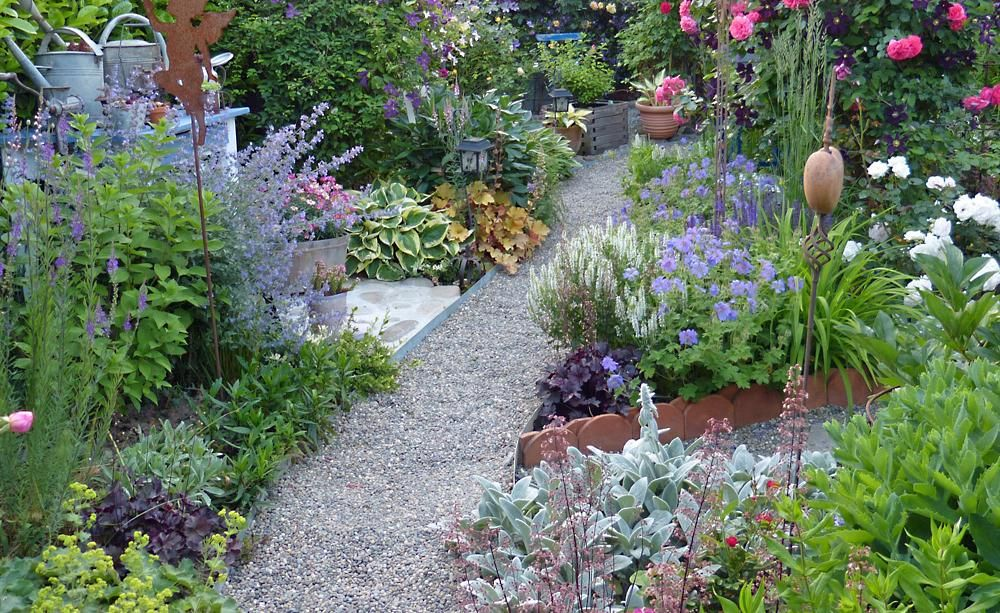 Das kleine 1x1 der Gartengestaltung Garten - gartenplanung selbst gemacht