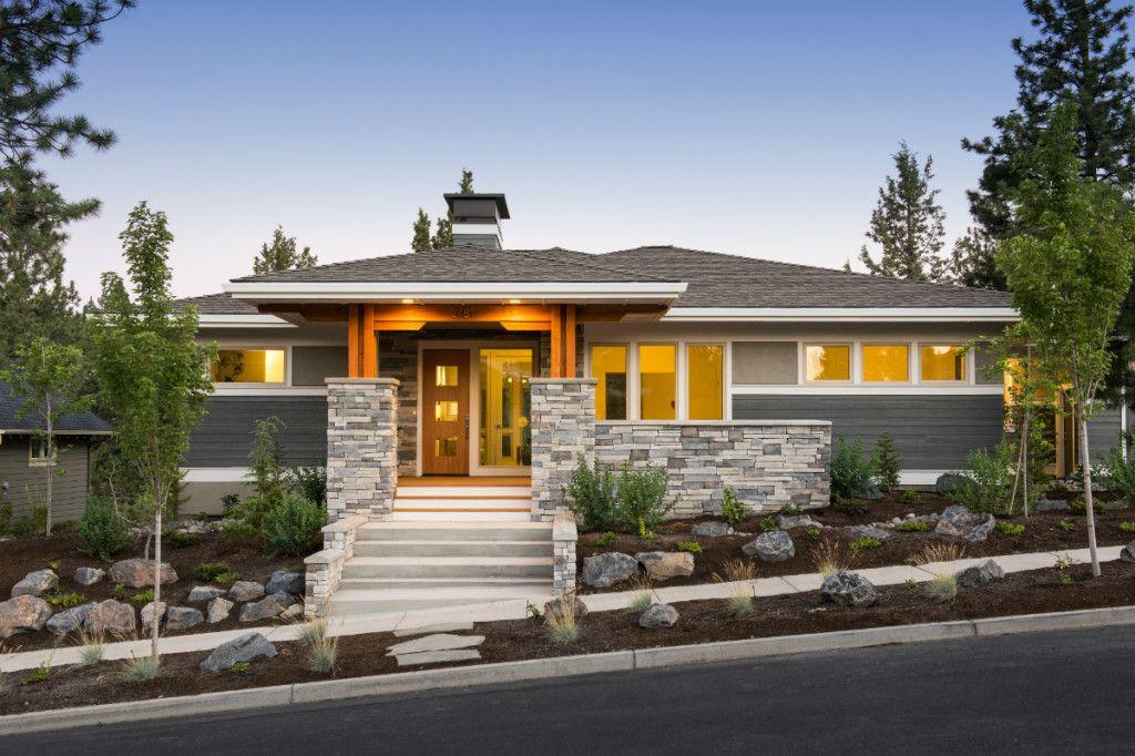 Net Zero certified custom home built by