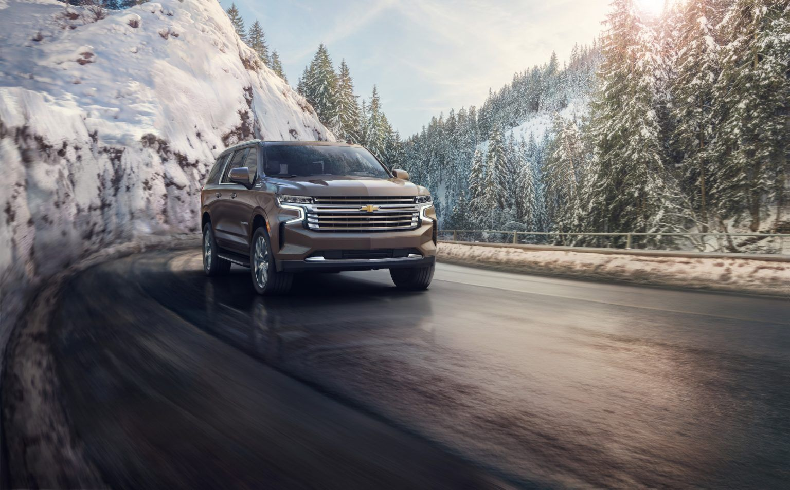 2021 Chevrolet Suburban High Country 001 With Images Chevrolet