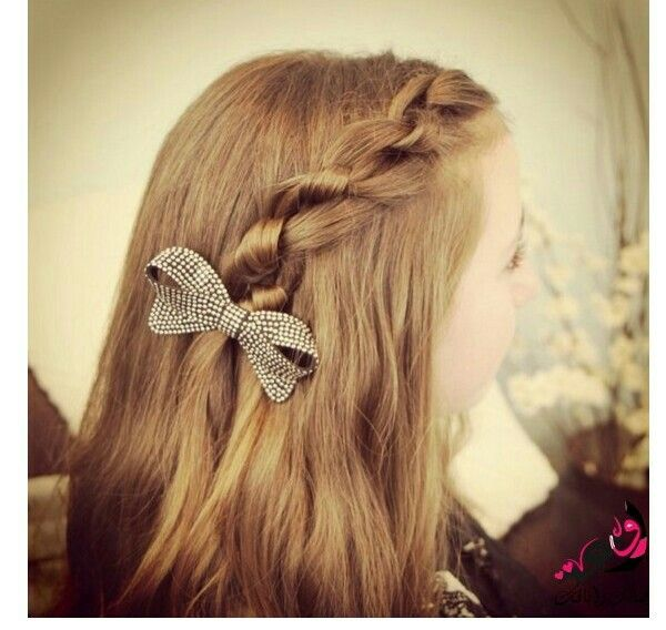 Easy And Cute Hairstyles Custom Pindounia👑 On Cheveux  Pinterest
