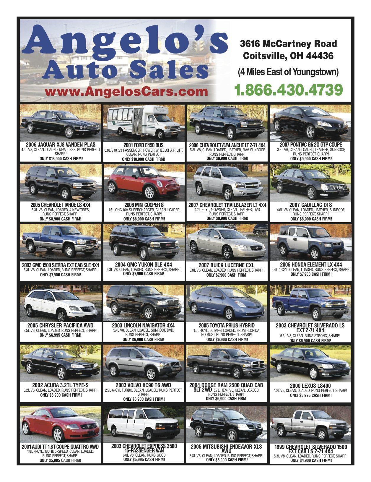 Angelos Auto Sales >> Angelo S Auto Sales Drive Magazine Issue 5 2013 Bmw