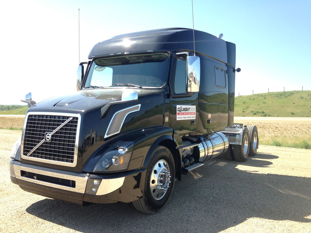 2016 Volvo Black VNL 730 GN Best Truck Stop Service
