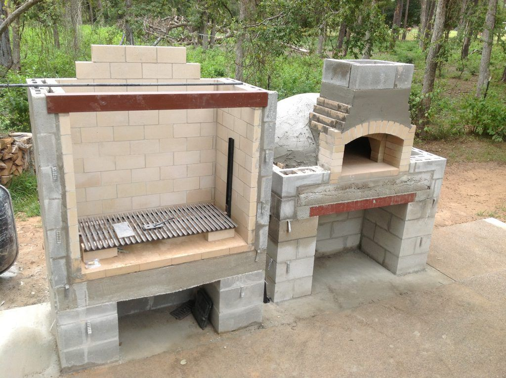 Diy Argentine Grill Plans Home Ideas Backyard Bbq Grill Backyard Grilling Outdoor Fireplace Pizza Oven
