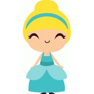 Cute Cinderella