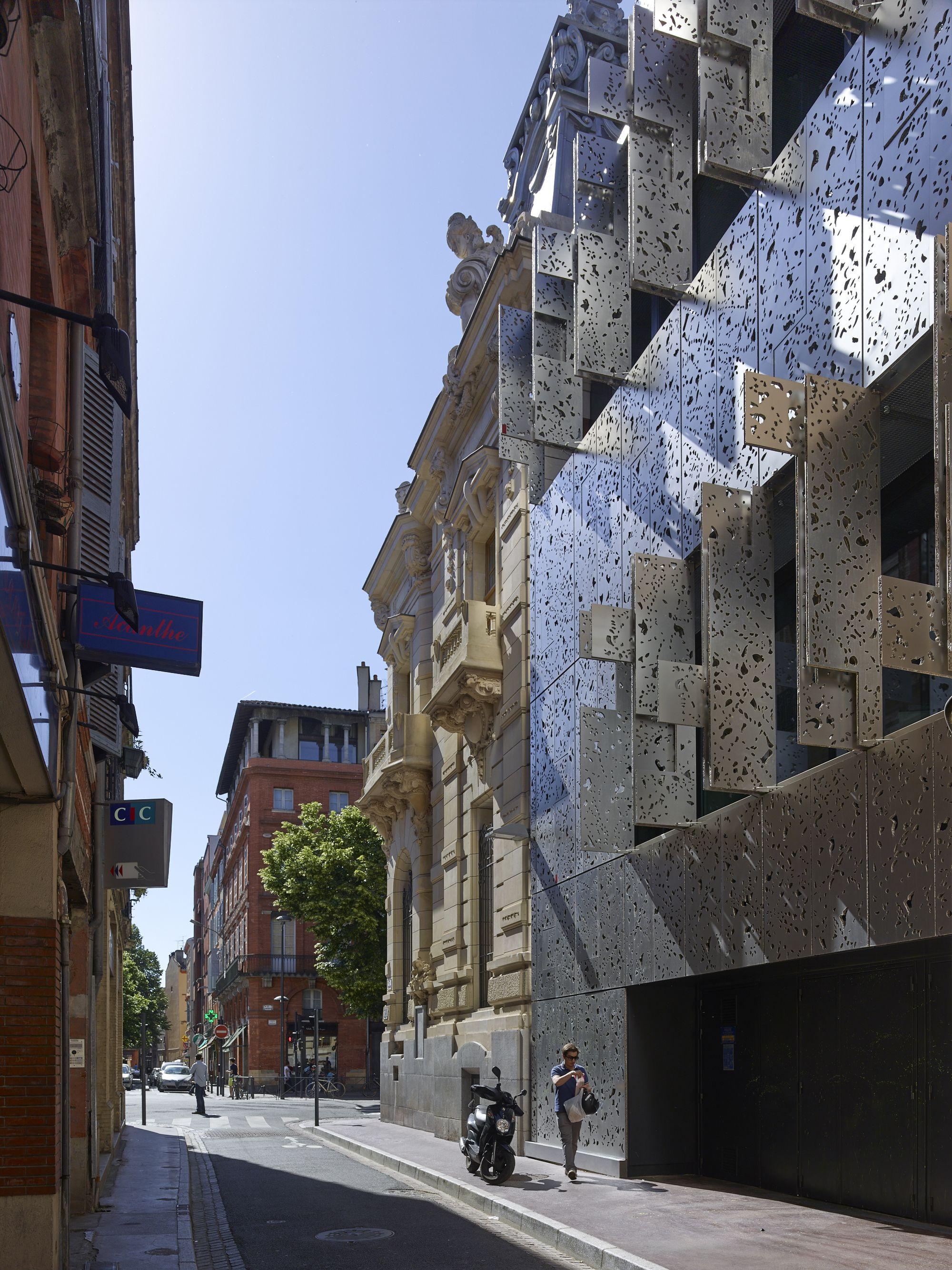 Galeria - Sede Caisse d'Epargne / Taillandier Architectes Associés - 6